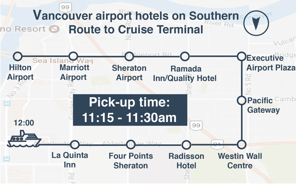 Hotels Near Vancouver Airport With Free Shuttle