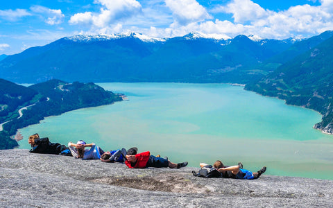 Stawamus Chief Hike - Livv Adventures