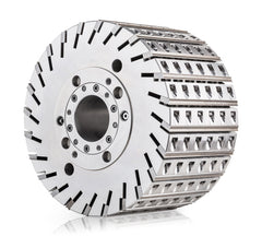 High Production Planer Heads