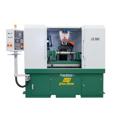 CS-1500 Automatic Finger Joint Head & Cutterhead Grinder
