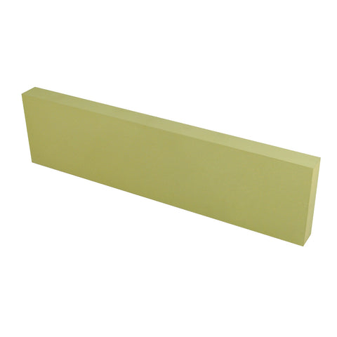 230mm x 60mm x 15mm - 600 grit - GREEN - USA - Jointing Stone