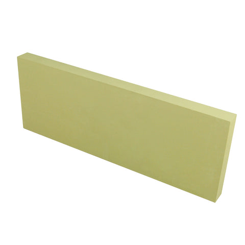 230mm x 85mm x 15mm - 600 grit - GREEN - USA - Jointing Stone