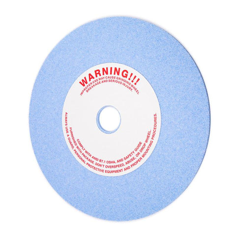"Vitrified Profile Grinding Wheel - Blue - 1.25"" Bore"