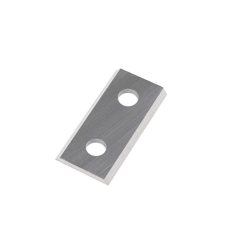 25 x 12 x 1.5 mm - 2-edge - 2-hole - Carbide Insert Knife
