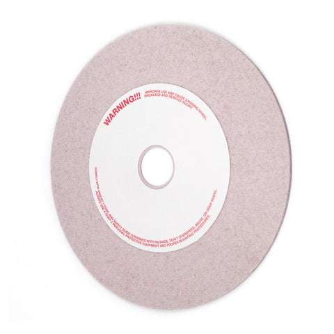 "Vitrified Profile Grinding Wheel - Grey - 1.25"" Bore"