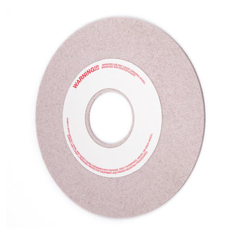 Vitrified Profile Grinding Wheel - Grey - 60mm Bore