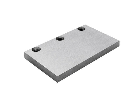 HD MP 60mm Wide - Steel Backer Blank