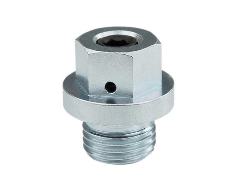 Outlet Release Valve -- Metric High Pressure Grease Fitting