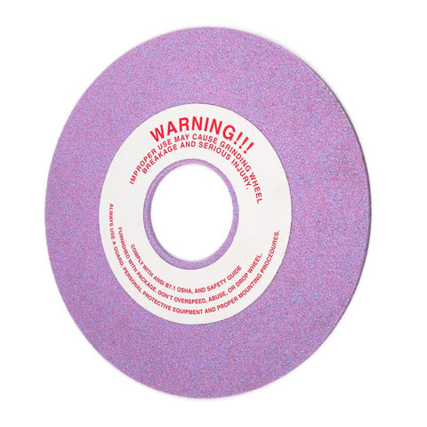 Vitrified Profile Grinding Wheel - Purple - 60mm Bore