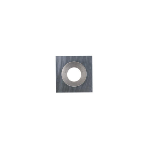Square Carbide Insert - 11 x 11 x 2 mm - Woodturning Cutter Top