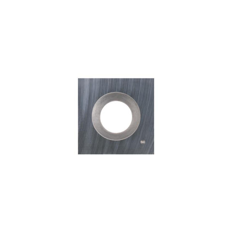 Square Carbide Insert - 15 x 15 x 2.5 mm - Woodturning Cutter Top