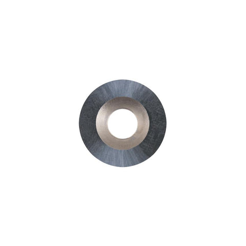 Round Carbide Insert - 16 mm diameter x 3 mm - Woodturning Cutter Top