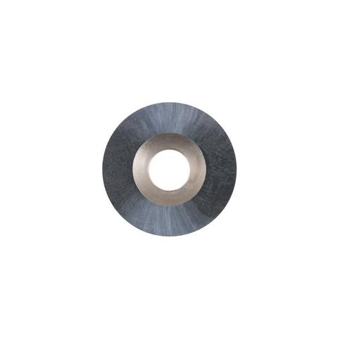 Round Carbide Insert - 18 mm diameter x 3 mm - Woodturning Cutter Top