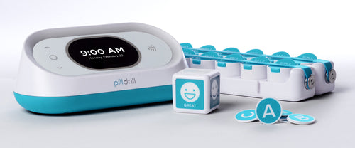 PillDrill Smart Medication Tracking System
