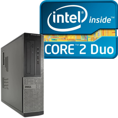 Intel Core 2 Duo Desktops & All-in-Ones
