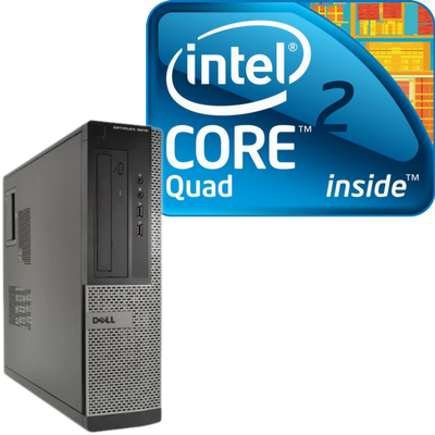 Intel Core 2 Quad Desktops & All-in-Ones