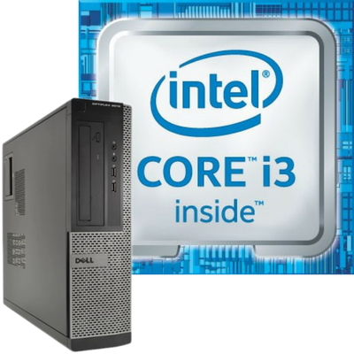 Intel Core i3 Desktops & All-in-Ones
