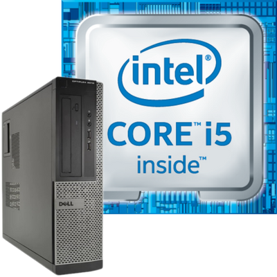Intel Core i5 Desktops & All-in-Ones