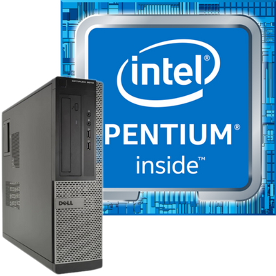 Intel Pentium Desktops & All-in-Ones