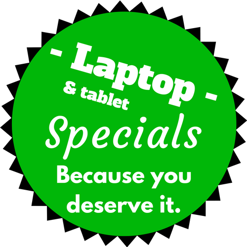 Laptop & Tablet Specials