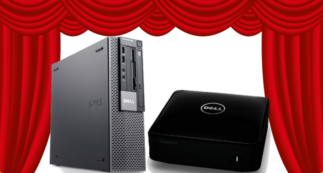 Desktops for Media Streaming & Theater Rooms