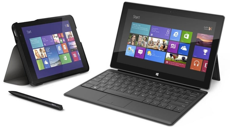 Windows Hybrids, 2-in-1s & Tablets Only