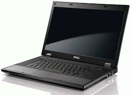 Dell Latitude E5510 Laptop front right