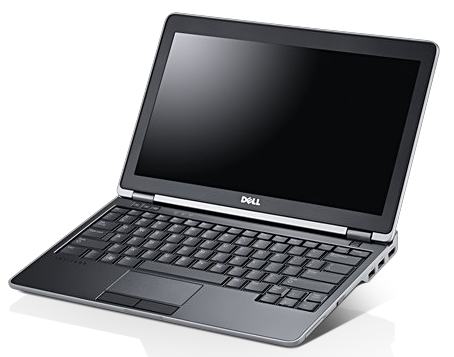 Dell Latitude E6220 Laptop computer front right