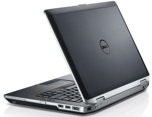 Dell Latitude E6420 Back Right