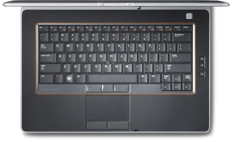 Dell Latitude E6420 Top Keyboard