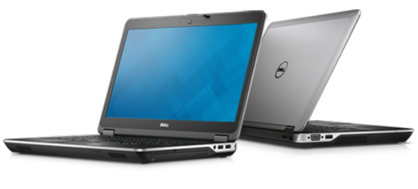 Dell Latitude E6440 front and back