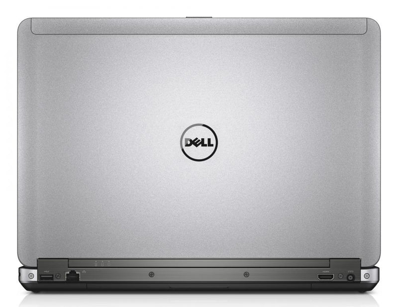 Dell Latitude E6440 back ports and lid