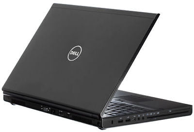 Dell Precision M4700 Laptop Workstation back left