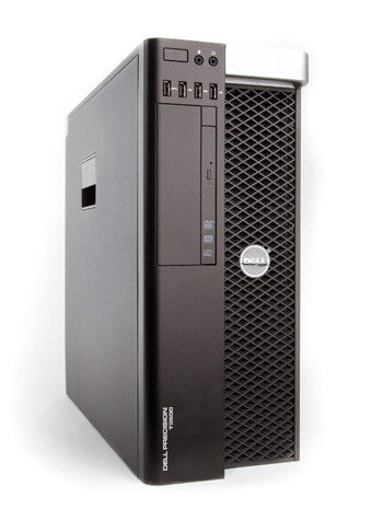 Dell Precision T3600 Desktop Computer Front Left