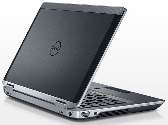 Dell Latitude E6320 Laptop Computer back left