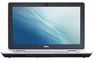 Dell Latitude E6320 Laptop Computer front on webcam