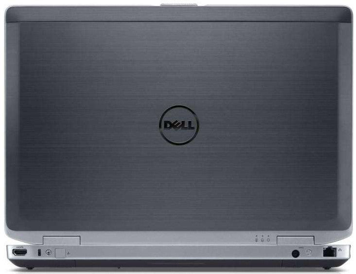 Dell Latitude E6430 back ports