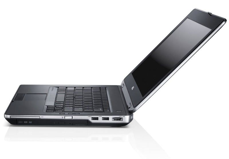 Dell Latitude E6430 right side ports