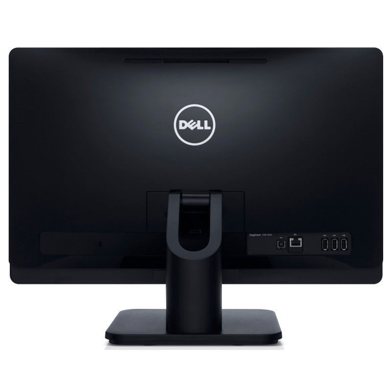 Dell Inspiron One 2020 all-in-one back ports