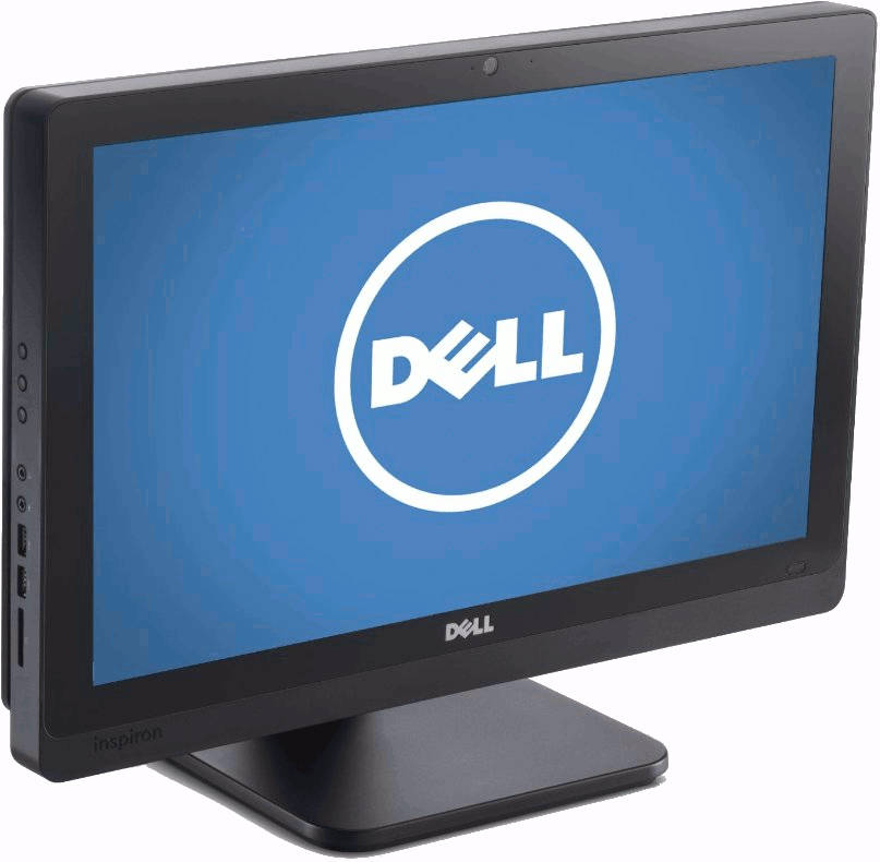 Dell Inspiron One 2020 all-in-one front left