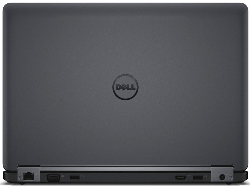 Dell Latitude E5450 back ports