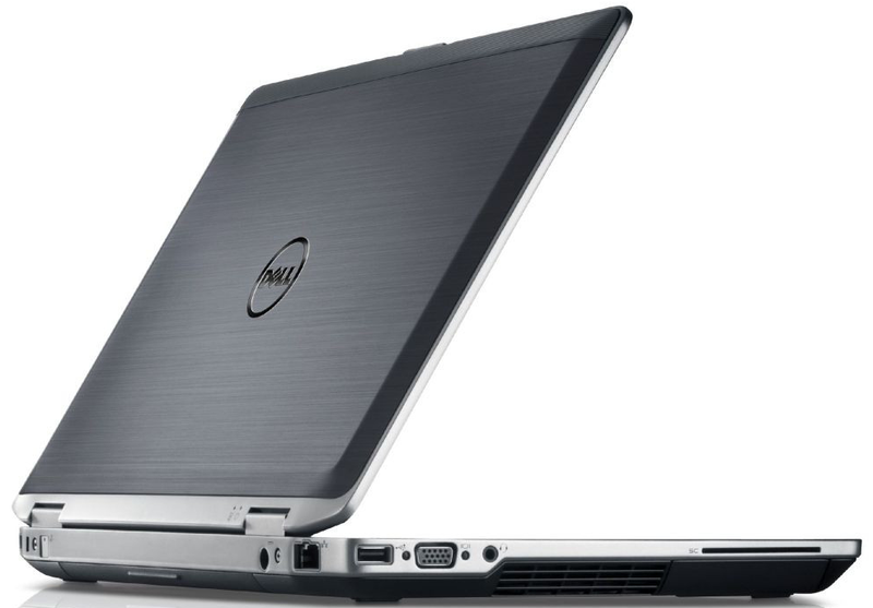 Dell Latitude E6420 Back Left