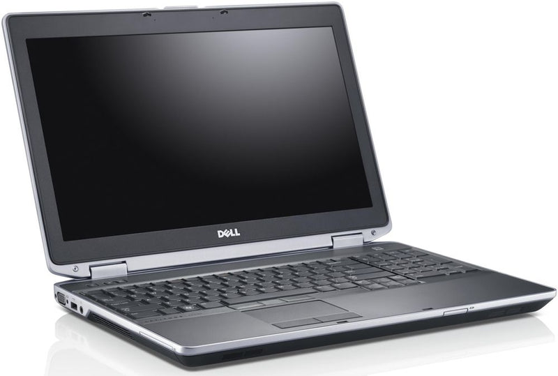Dell Latitude E6530 Laptop front left no webcam