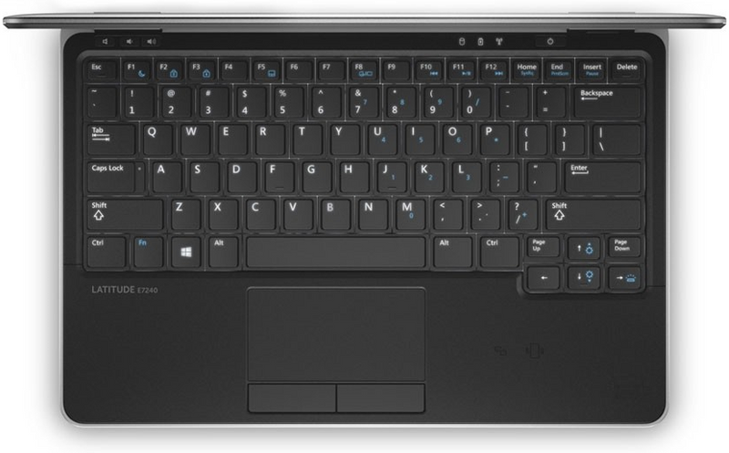 Dell Latitude E7240 Ultrabook Laptop Keyboard