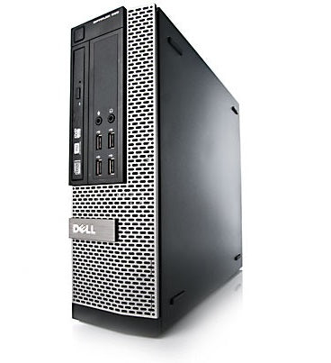 Dell Optiplex 990 small form factor desktop