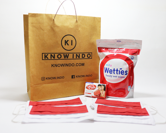 Know Indo COVID Care Package - KNOW INDO