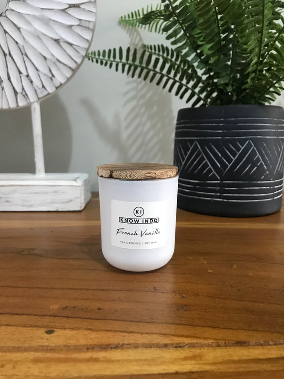Candle-Mini 2oz - KNOW INDO