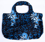 Tote: Blue Coffee Beans - KNOW INDO