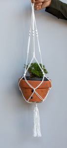 Macrame: Long Plant Hanger - KNOW INDO