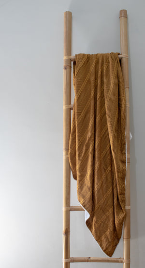 Blanket: Golden Brown - KNOW INDO